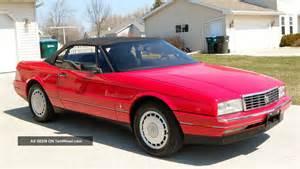 1992 Cadillac Allante Convertible 1992 Cadillac Allante Convertible Sharp Excellent Look