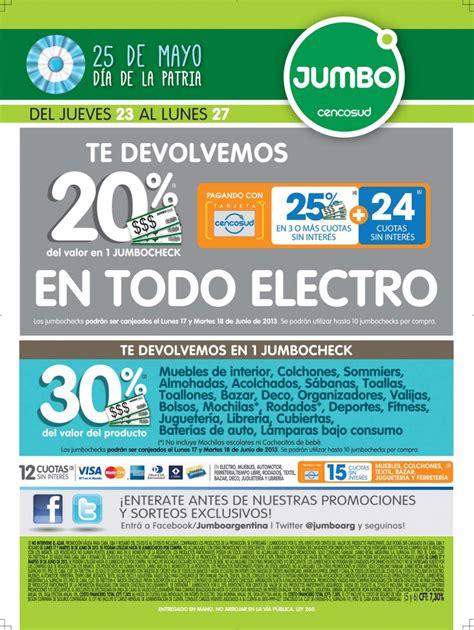 Jumbo Fin Cr Tecno Promos Argentina Promos Jumbo Electro