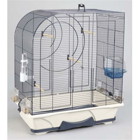 buy savic arte 5 small bird cage navy