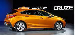 2017 chevy cruze hatchback specs price and release 2018