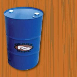 ready seal 55 gal drum redwood exterior wood stain and