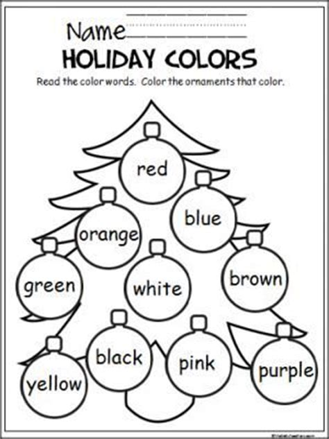december coloring pages preschool 17 best images about christmas theme on pinterest