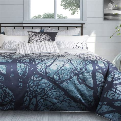 forest bed set home republic blueridge bedding collection capturing an