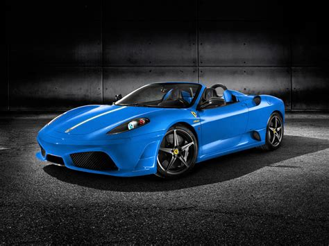 blue ferrari wallpaper black and blue ferrari 41 widescreen wallpaper