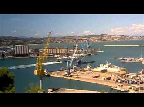 partenze porto ancona catamarano snav in partenza dal porto di ancona per