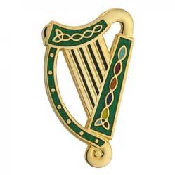 irish harp gallery