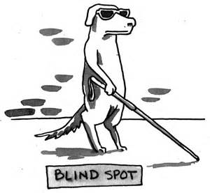 Check Your Blind Spot Blind Spot Adhesive Comics