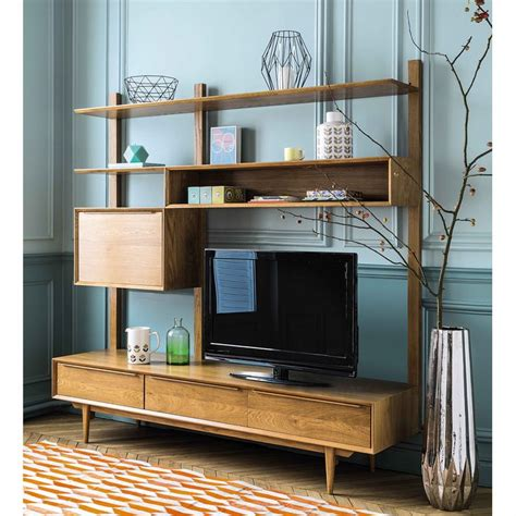 Etagere Meuble Tv by Etagere Pour Meuble Tv Choix D 233 Lectrom 233 Nager