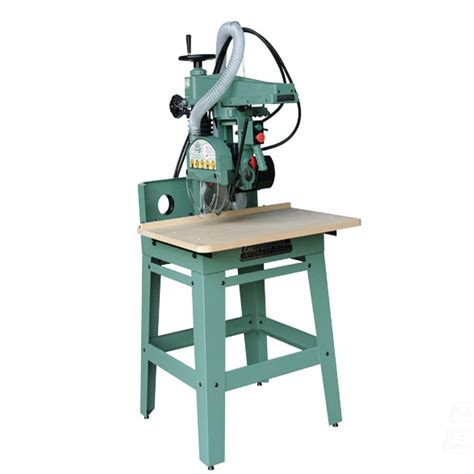 Radial Arm Saw Table by General International 9 4 12 In Radial Arm Saw With