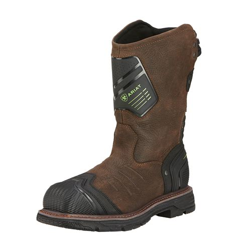 ariat work boots pungo ridge ariat s catalyst vx work boot bruin