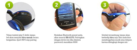 Barbel Di Pasaran mp3 sport bluetooth supra aural headset