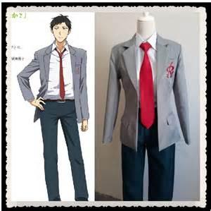 Celana Seragam Sekolah bulanan nozaki lama kun umetaro nozaki pria seragam sekolah pakaian setelan celana