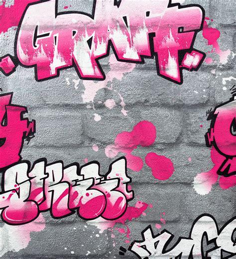 wallpaper graffiti pink wallpaper child teen 237818 stone graffiti pink 237818