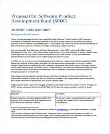 software development proposal template proposal template