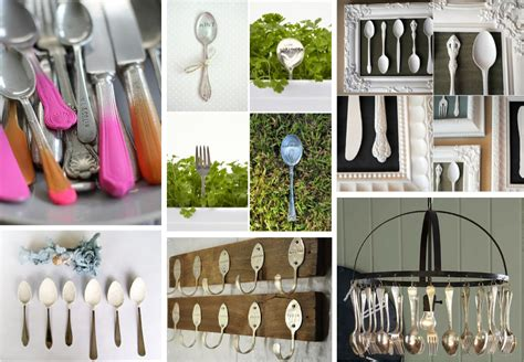 diy upcycling projects upcycle cutlery top10 creative diy ideas
