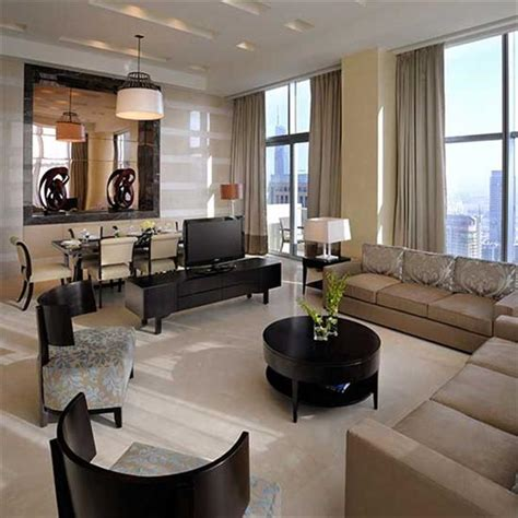 3 bedroom penthouse apartment address residences dubai