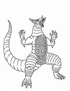 ultraman monster coloring pages coloring pages