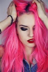 pink hair color 25 best ideas about pink hair on bright