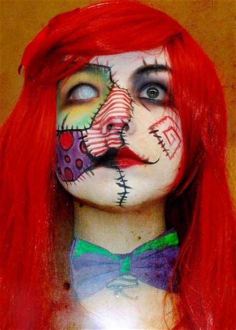 Best 10 Scary Clowns Ideas by 10 Creepy Clown Makeup Ideas That Are So