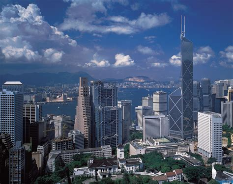 hk china bank bank of china tower hong kong thought rot