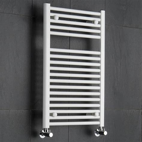 radiateur s 232 che serviettes plat blanc pour salle de bains 800 x 500mm 328 watts trutr306