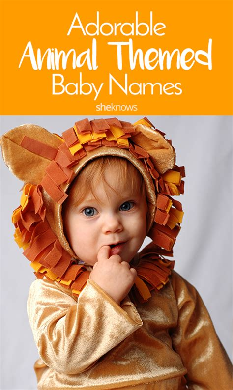dog themed names these animal themed baby names are even cuter than you d