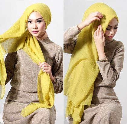 tutorial hijab indah nada puspita tutorial hijab gaya layer sing dari blogger dan juga