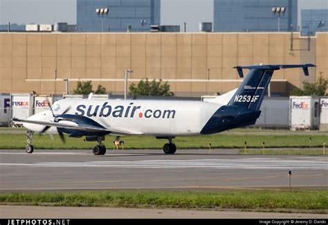 n253sf beech 1900c suburban air freight d dando jetphotos