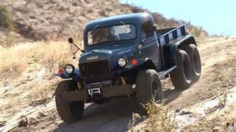 Dodge 4bt 1942 Dodge Power Wagon With A Cummins 4bt Engine Depot