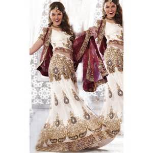 engagement lengha designer indian white lengha images of white and maroon indian bridal lengha ref 562