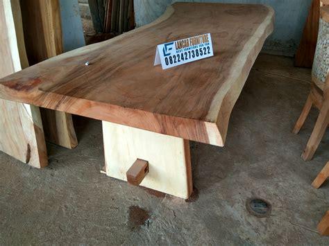 Meja Makan Trembesi Solid Furniture Kursi Tamu Sofa Meja Bufet Nakas 17 toko sofa sofa kursi tamu set minimalis furniture murah minimalis cool rak buku images