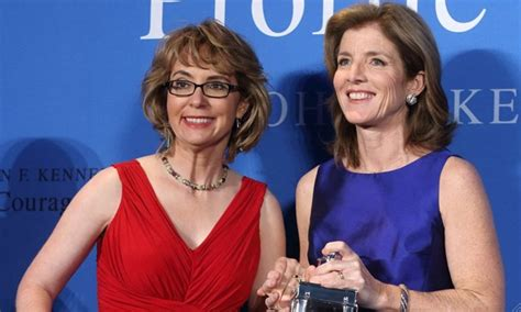 gabrielle giffords courage gabrielle giffords honored with jfk profile in courage