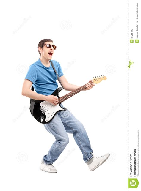 who is the guitar playing guy in the eliquis commercials full length portrait of a guy playing on an electric