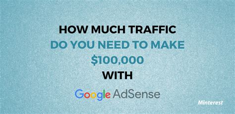 how much money do you give at a wedding how much traffic do you need to make 100 000 with adsense