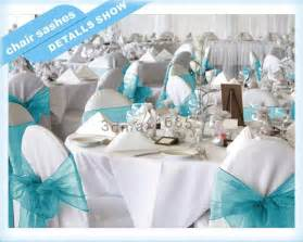 get cheap turquoise wedding decorations aliexpress