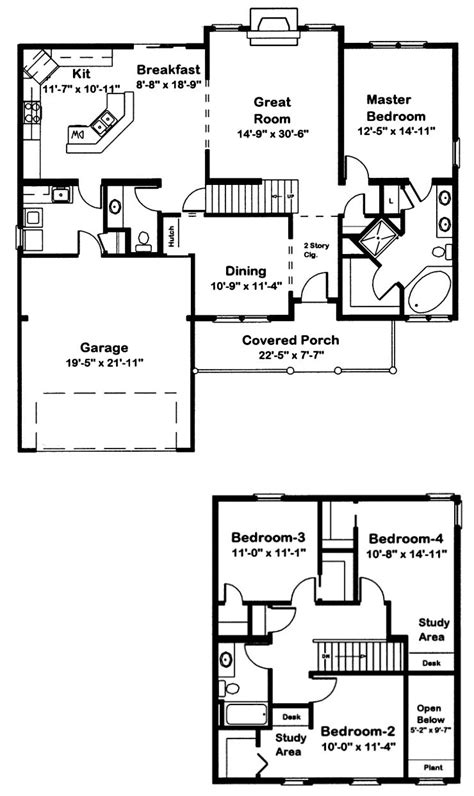 keystone modular home floor plan