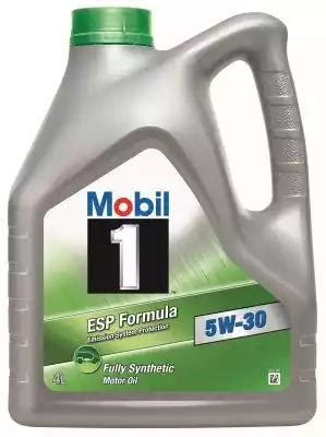 mobil 5w30 mobil 1 esp formula 5w 30 4l synthetic engine spareto