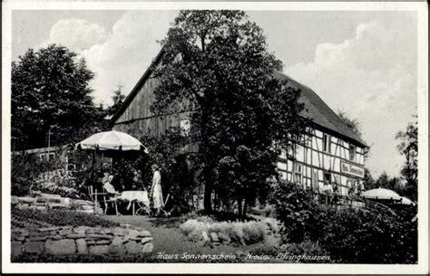 haus sonnenschein berlin ansichtskarte postkarte nieder elfringhausen hattingen