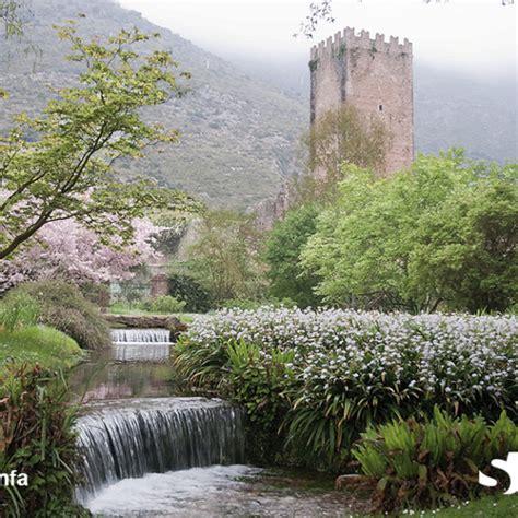 giardini della ninfa sentiero servizi turistici ninfa e dintorni
