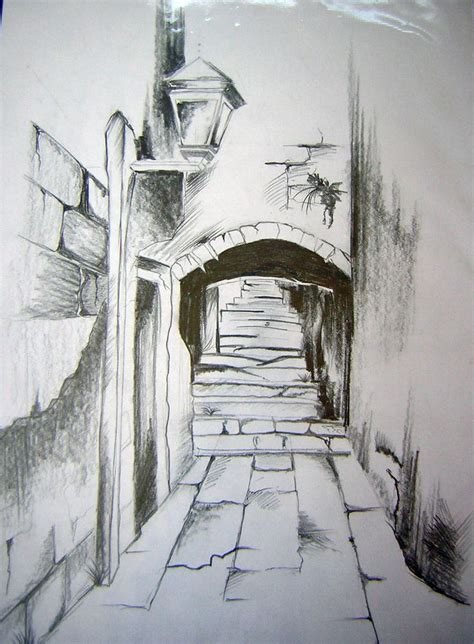 17 Best Ideas About Easy Pencil Drawings On Pinterest Landscape Drawing Ideas