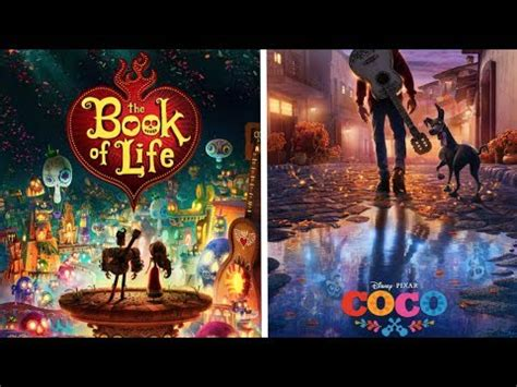 coco the book of life is coco ripping off the book of life youtube