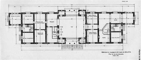 station floor plans design trains of turkey stations malatya