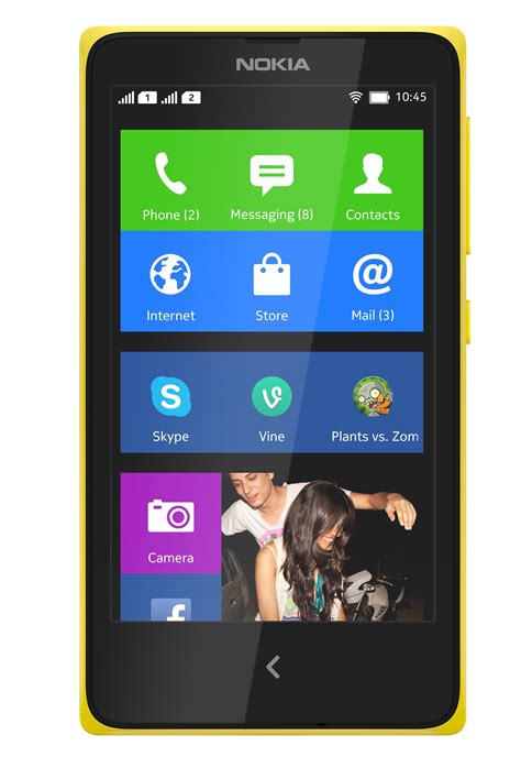Hp Nokia X Androit nokia x is an affordable smartphone running on forked android os
