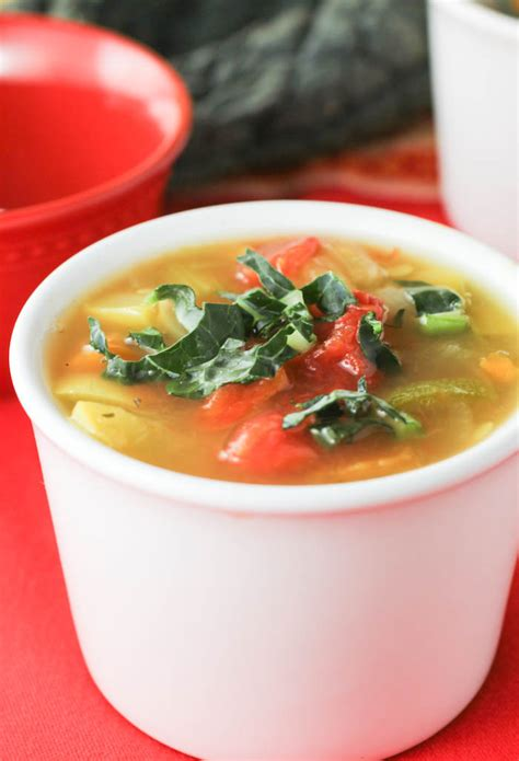 Easy Detox Soup Recipe by Detox Soup Citronlimette