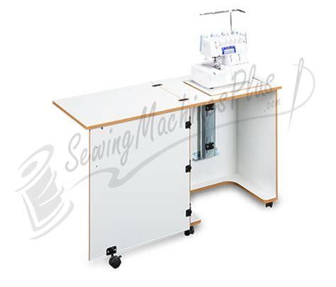 sewing machine serger cabinet plans sylvia design model 620 compact serger cabinet
