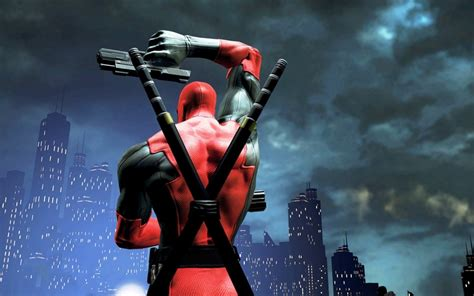 deadpool windows 7 theme deadpool windows 10 theme themepack me