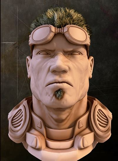 designer kevin spencer 3d prints 187 best 3d characters sculpt images on character concept character design and