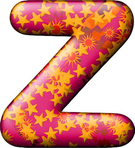 fun l presentation alphabets party balloon warm letter z