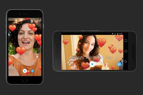 send a valentines card skype adds feature to send s day cards