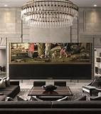 Image result for Largest 4K TV 2020. Size: 142 x 160. Source: www.designboom.com